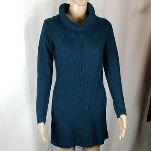 Alyx | Cowl Neck Sweater Dress